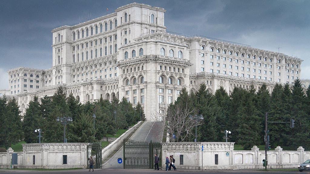 Nicolae Ceaușescu Peoples Palace