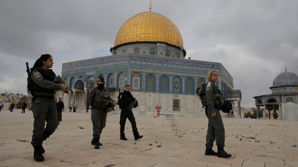 مواجهات بين الجيش الإسرائيلي والفلسطينيين
