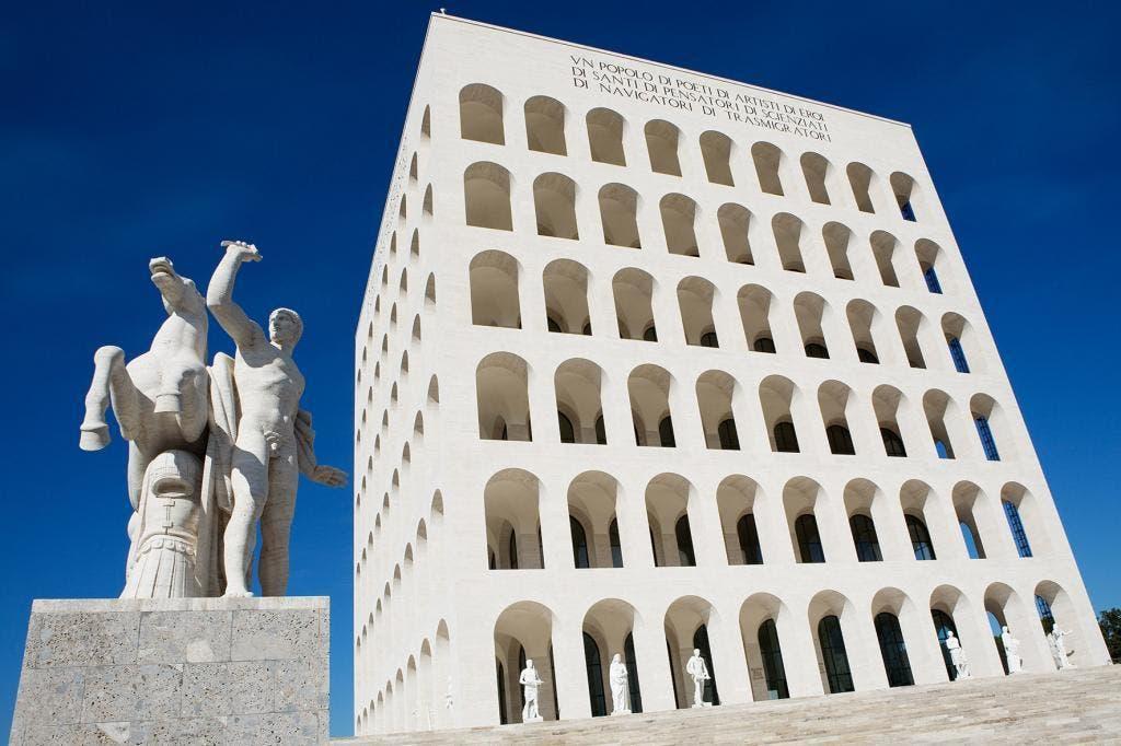 Mussolini Palazzo eurspa.it