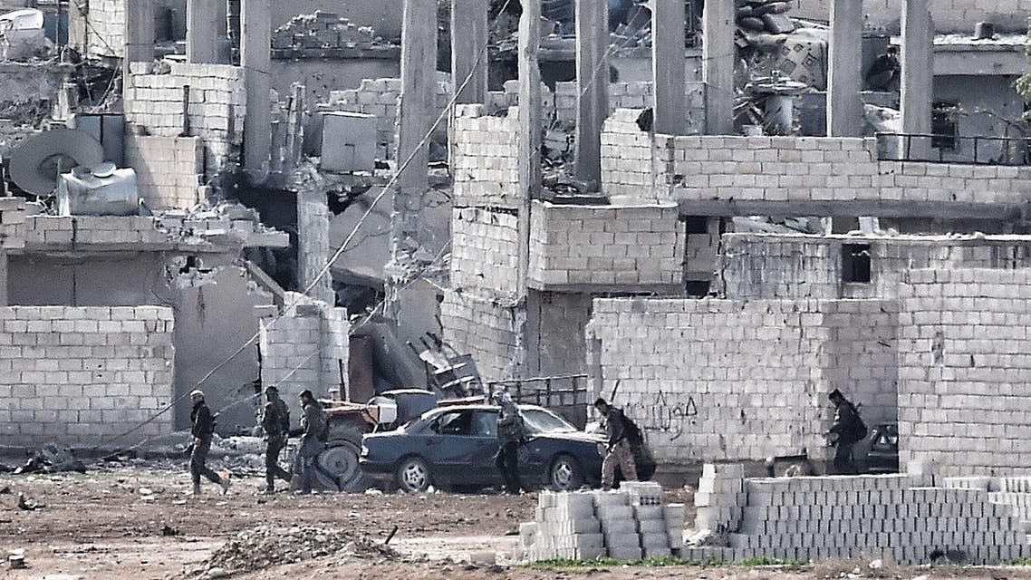 Kobane AFP
