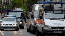 UK arrests four over alleged 'Islamist' terrorist plot