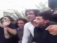 طهران.. الشرطة تعذب معتقلين في الشوارع