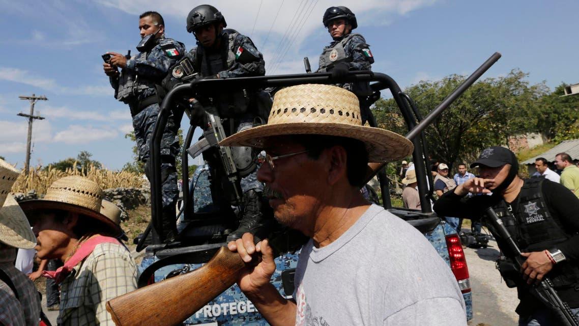 مقتل أكثر من 40 طالباً في المكسيك