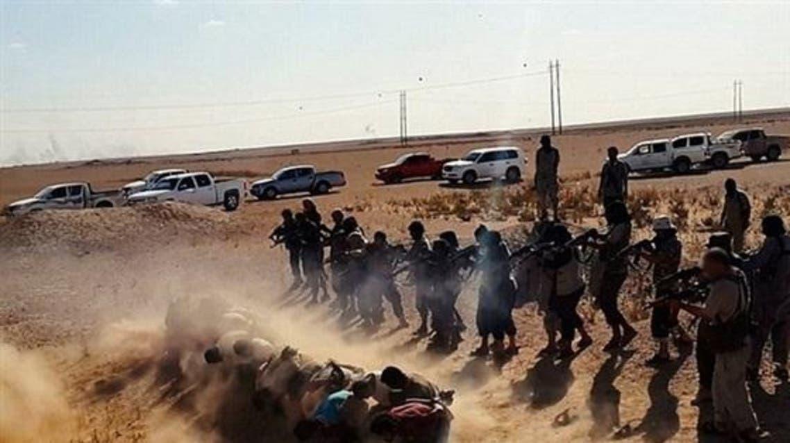 داعش يعدم أفراد من عشيرة البونمر