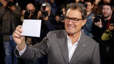 Catalonia leader urges 'definitive referendum' on independence