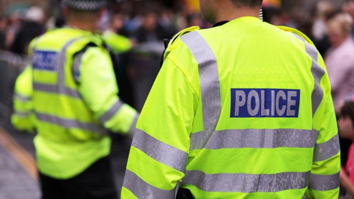 british police shutterstock