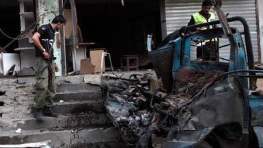 مقتل شرطي وإصابة 3 آخرين بتفجيرين في باكستان