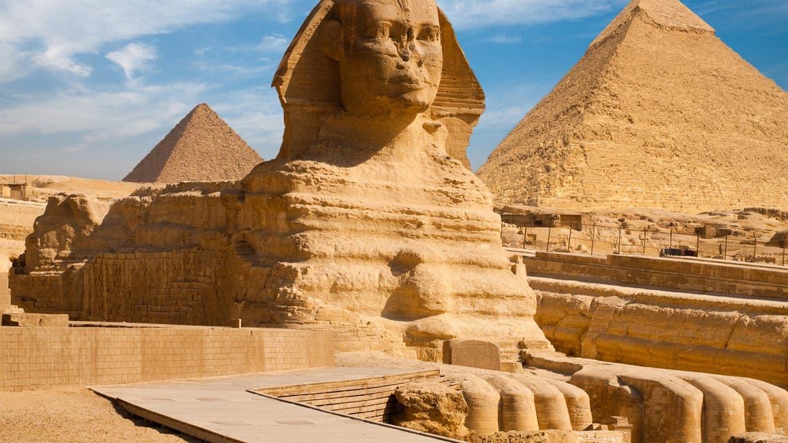Egypt sphinx shutterstock