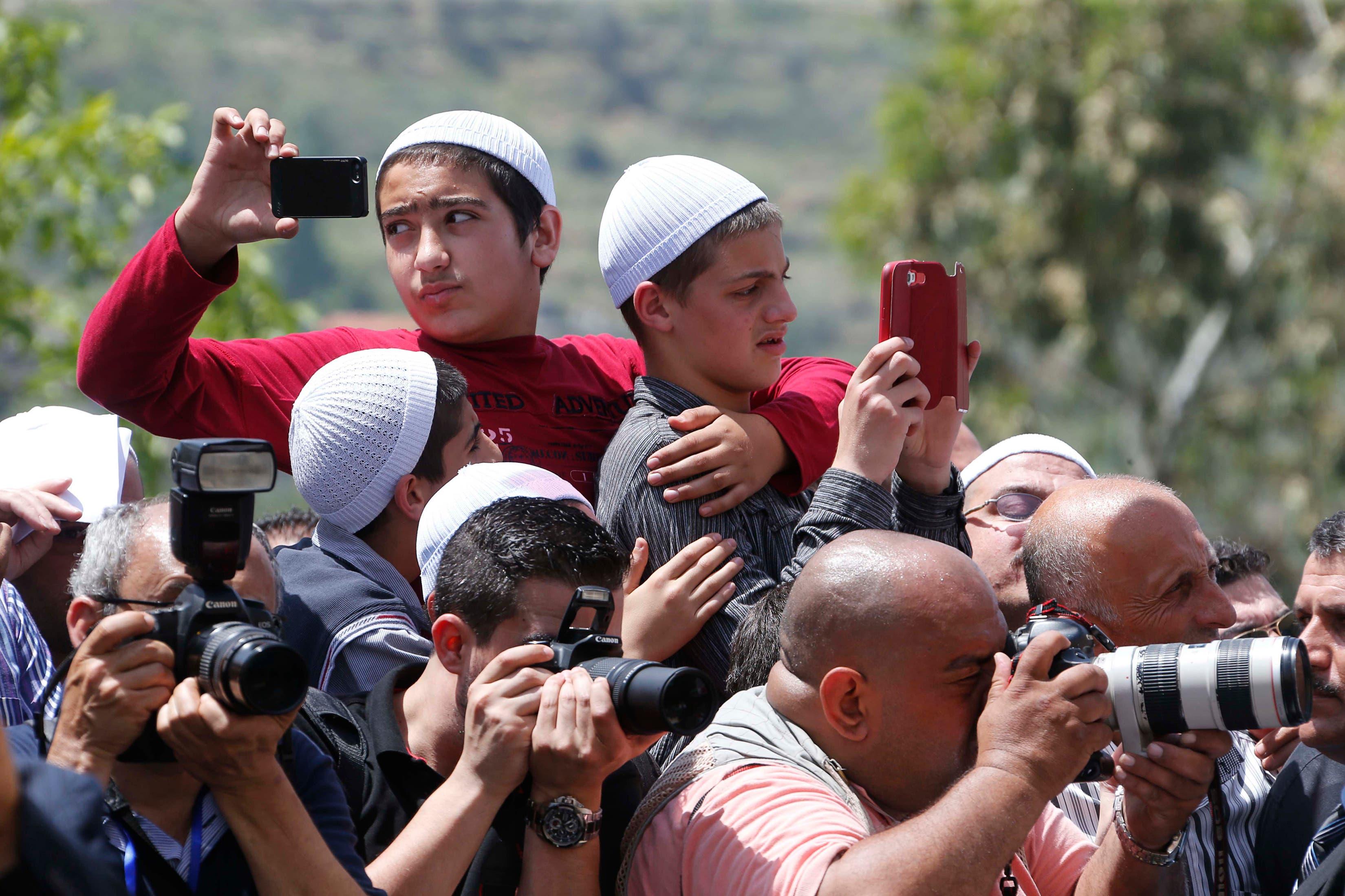 Druze Lebanon Brih Reuters
