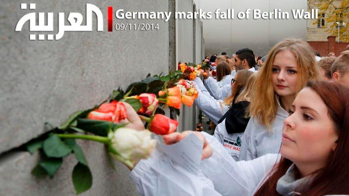 Germany marks historic fall of Berlin Wall