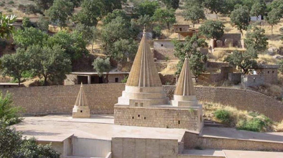 معبد إيزيدي