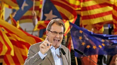 """رئيس كاتالونيا: تصويت الانفصال عن إسبانيا """"نجح"""""""