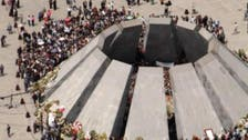 Top diplomat says Turkey must counter Armenian genocide claims