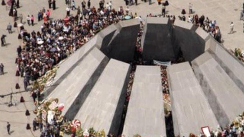 Top diplomat says Turkey must counter Armenian genocide ...