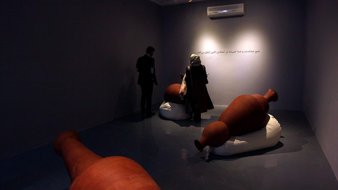 iran art reuters
