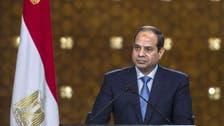 السيسي يدعو الغرب لدعم ليبيا في القتال ضد الإرهاب