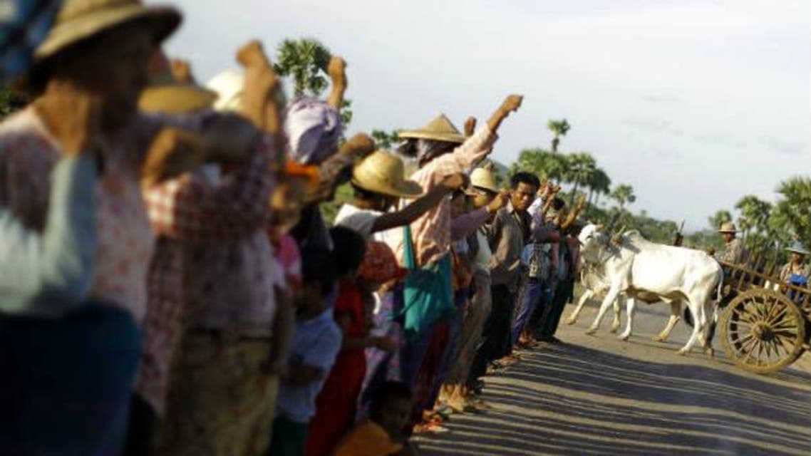 india village reuters