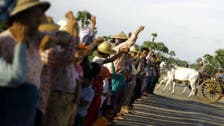 Indian woman stripped, paraded on donkey as punishment