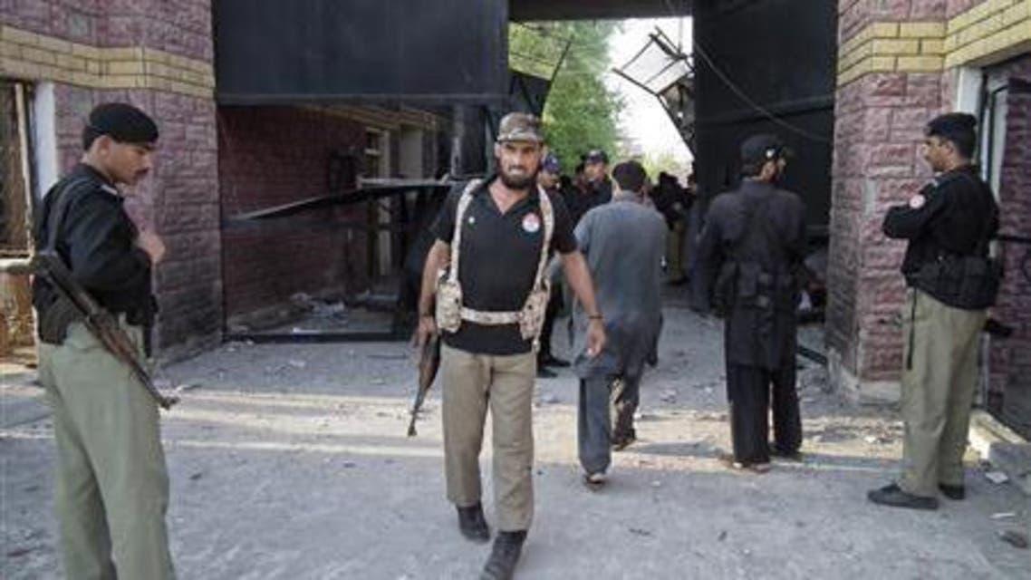 pakistan police reuters