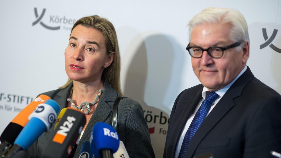 Mogherini AFP