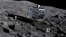 'Hello Earth! Can you hear me?' Comet probe Philae wakes up