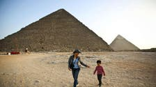 Germans convicted of stealing from Egypt's great pyramid