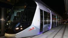 Dubai kicks off Gulf's first tram with fireworks