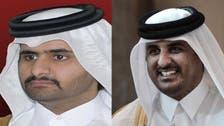 Qatar ruler names half-brother as deputy emir