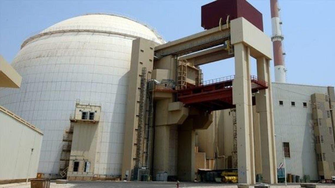 مفاعلين نووين في بوشهر