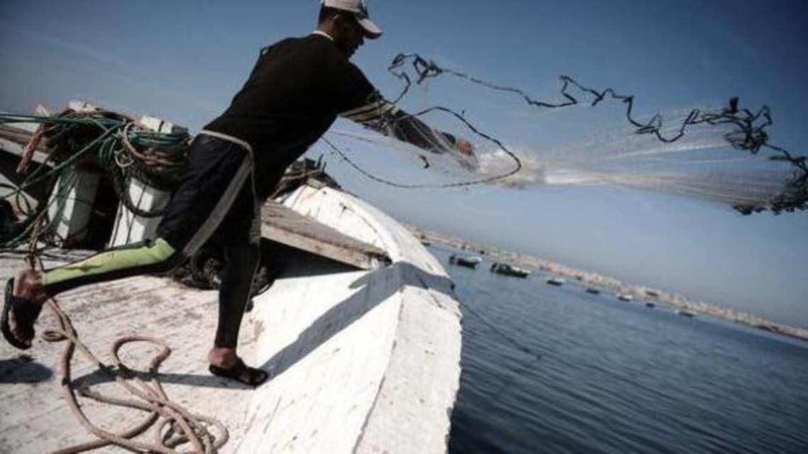 Gaza fish