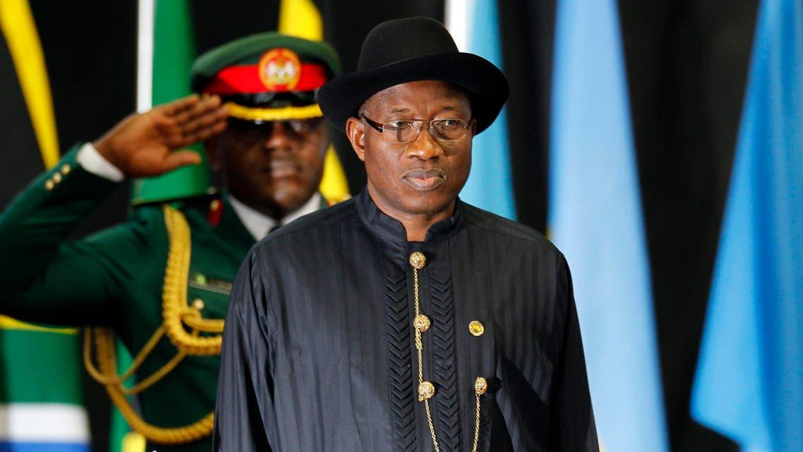 Goodluck Jonathan reuters