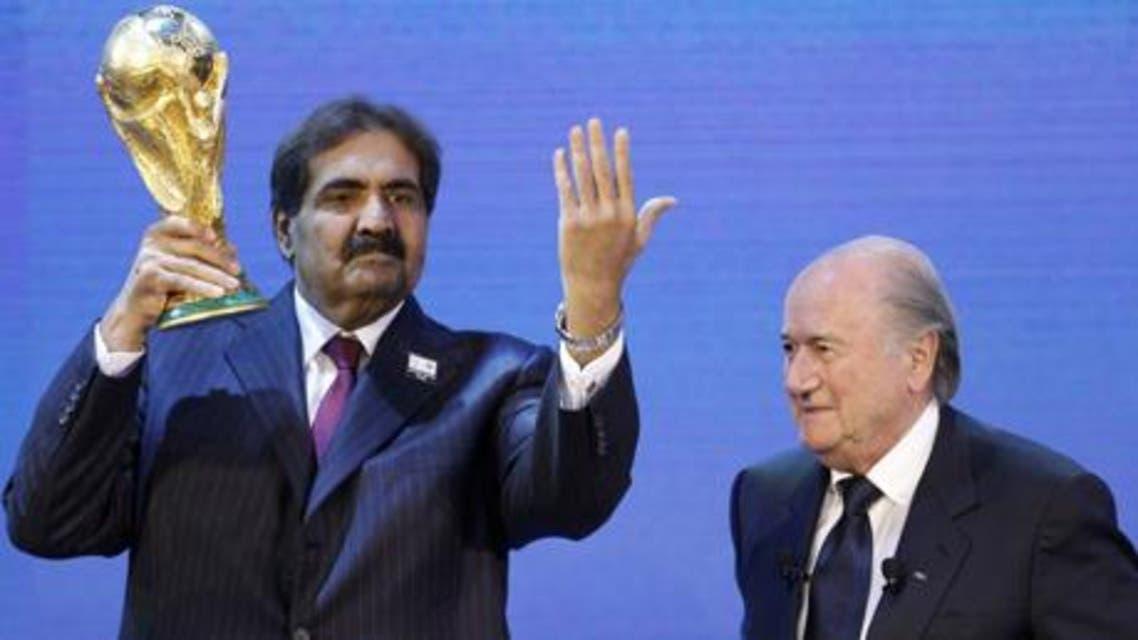 FIFA Qatar reuters