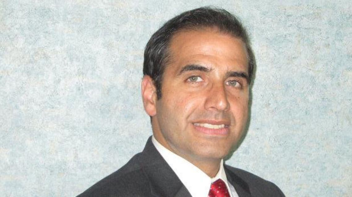 Ramy A. Eid is Jersey City's first Egyptian-American municipal court judge. (Photo courtesy: of Jersey City)