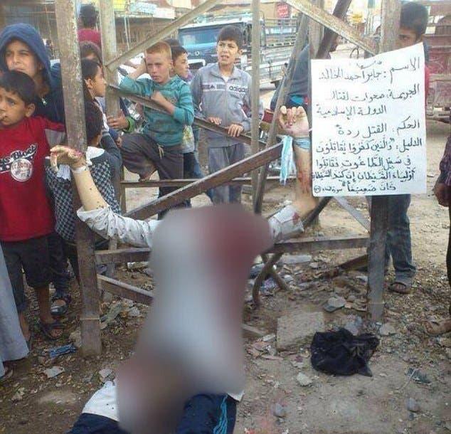 ISIS kids social media