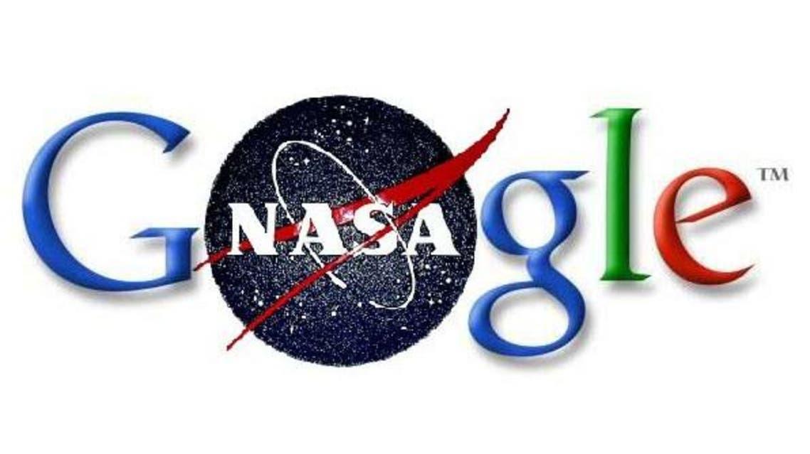 google and nasa