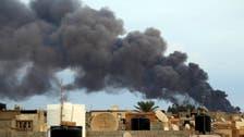 Libya attacks kill five at government stronghold, air base
