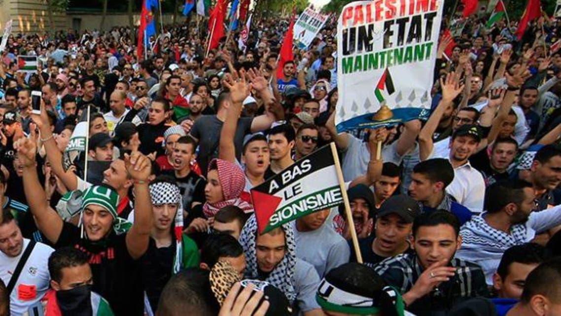 France Palestine AFP