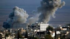 Kurds block ISIS supply route to Syria's Kobane