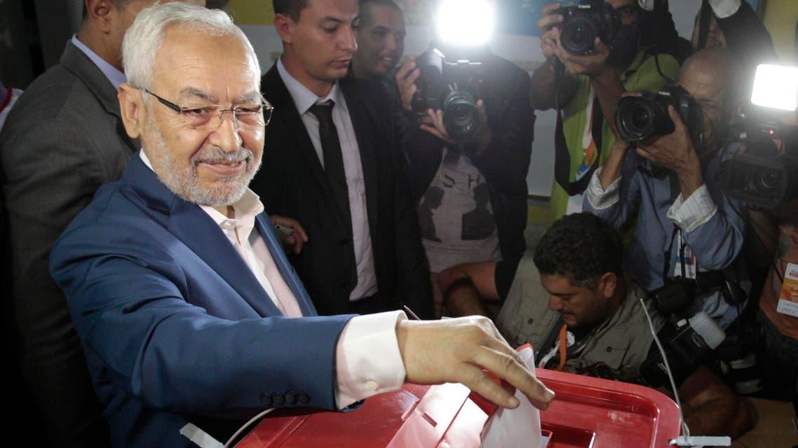 Ghannouchi reuters