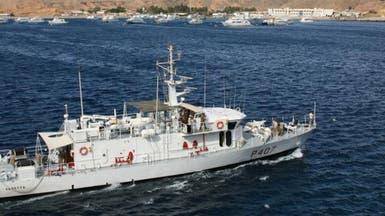 8 مفقودين في هجوم على زورق للبحرية المصرية