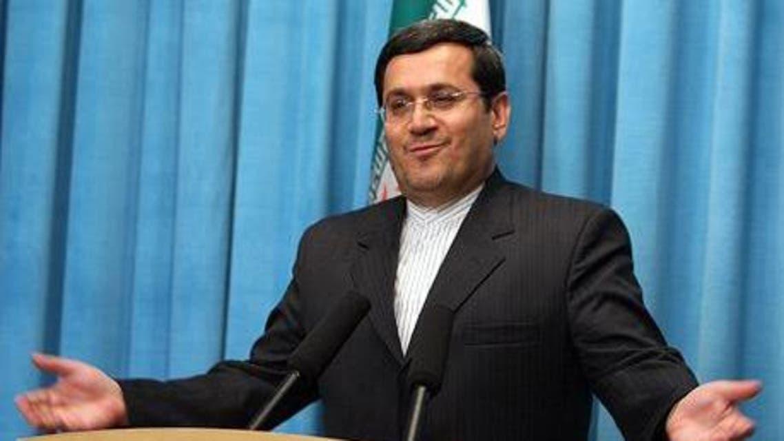 Hassan Ghashqavi (AFP)
