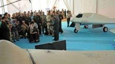 Iran shows flight of U.S. drone replica