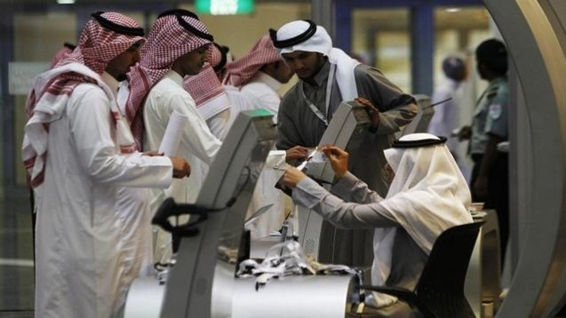 According to Mansour Al-Shethry, chairman of the Saudi Labor Market Committee, a total of 1,600,070 Saudis are currently employed by the private sector. (Reuters)