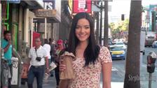 """Video: how men react to a """"drunken woman"""""""