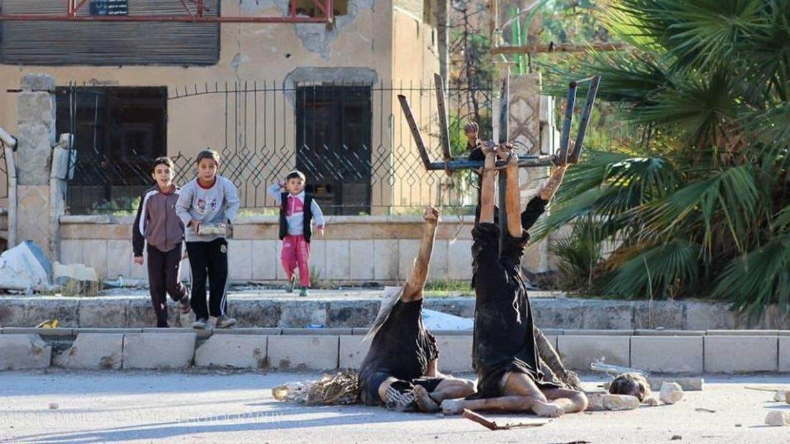 تعذيب اعتقال الرقة