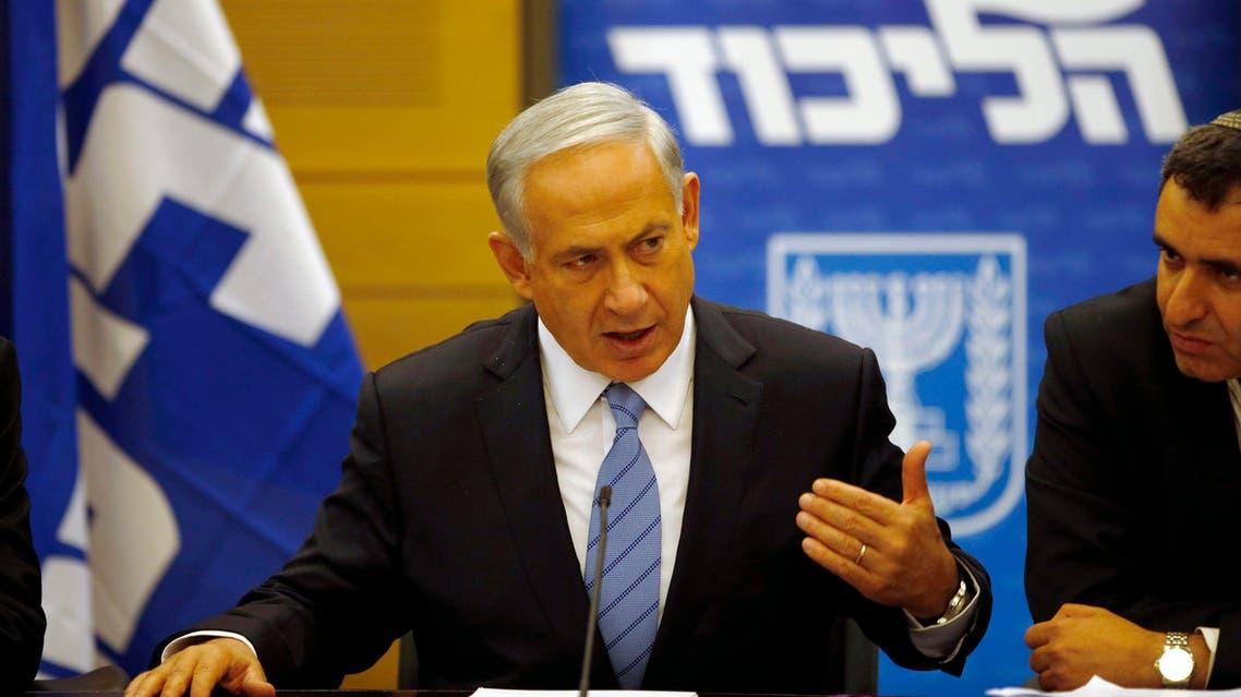 Netanyahu reuters
