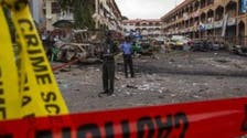 Female suicide bomber kills at least one at Nigerian college