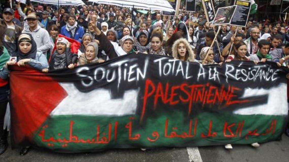 France manifestation contre Israel AFP