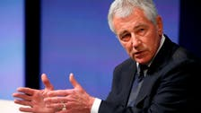 Hagel says air war against ISIS will intensify