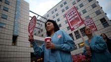 العاملون بالتمريض في أميركا يضربون خوفاً من إيبولا